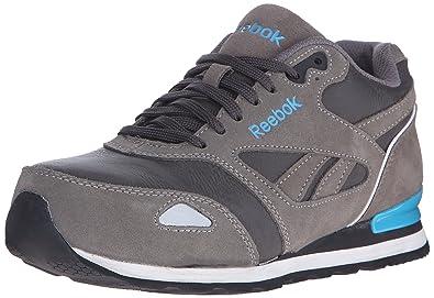 Reebok Work Womens Prelaris RB977 Work Shoe       Grey