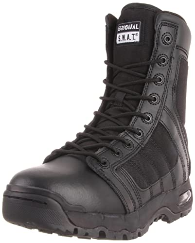Men's Metro Air 9-Inch Side-Zip Tactical Boot