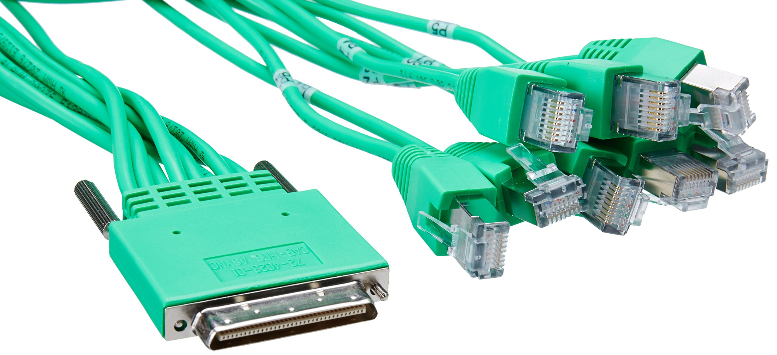 Cisco serial RS-232 cable - 10 ft ( CAB-HD8-ASYNC= )