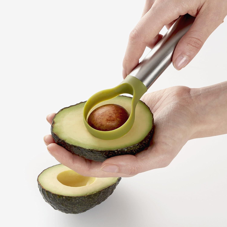 Amazon.com: Amco 2-in-1 Avocado Slicer and Pitter: Avacado Slicer ...