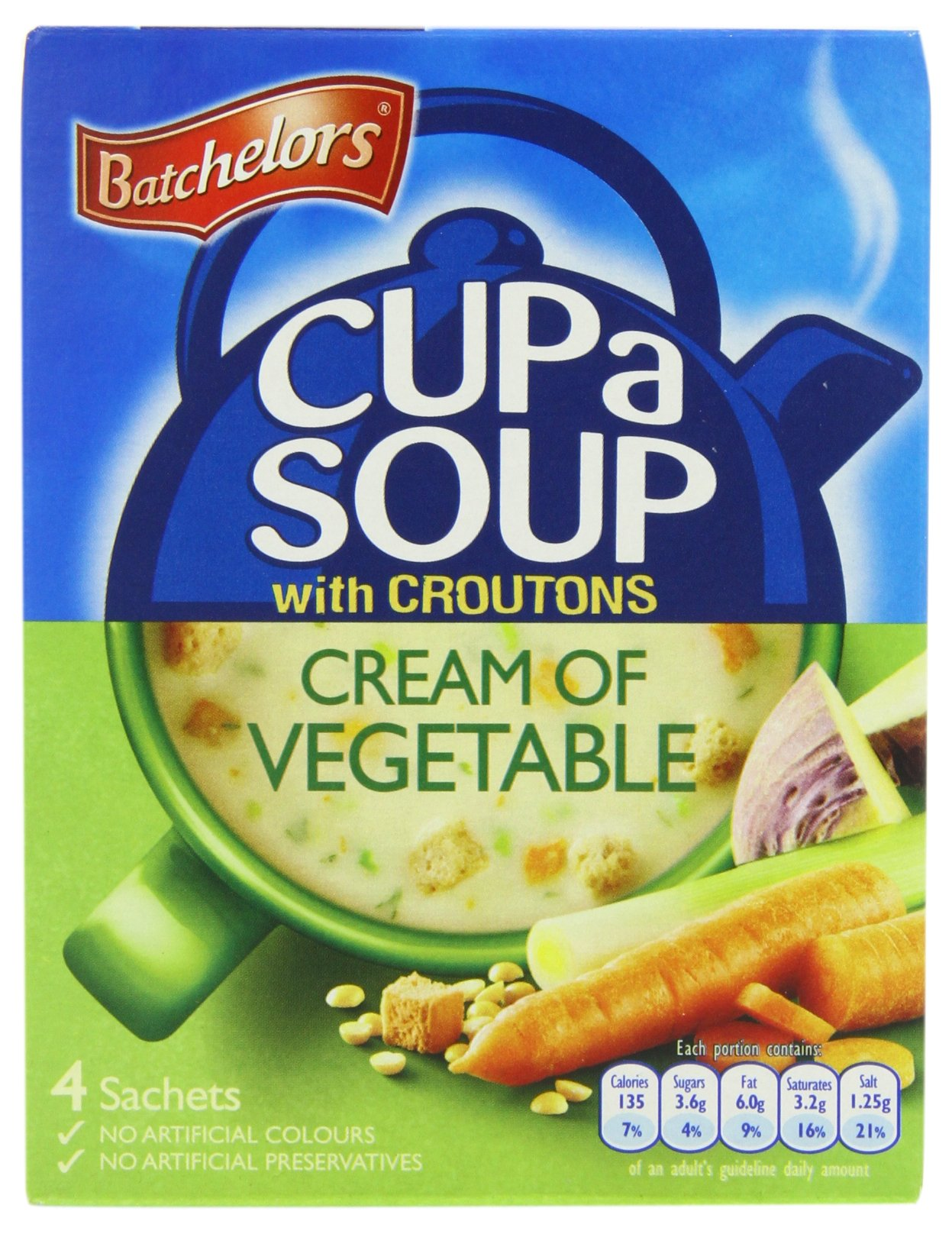 Bachelor soup 95