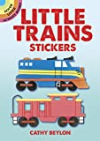 Little Trains Stickers (Dover Little Activity Books Stickers)