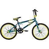 """20"""" Huffy Revolt Boys' BMX Bike, Blue"""