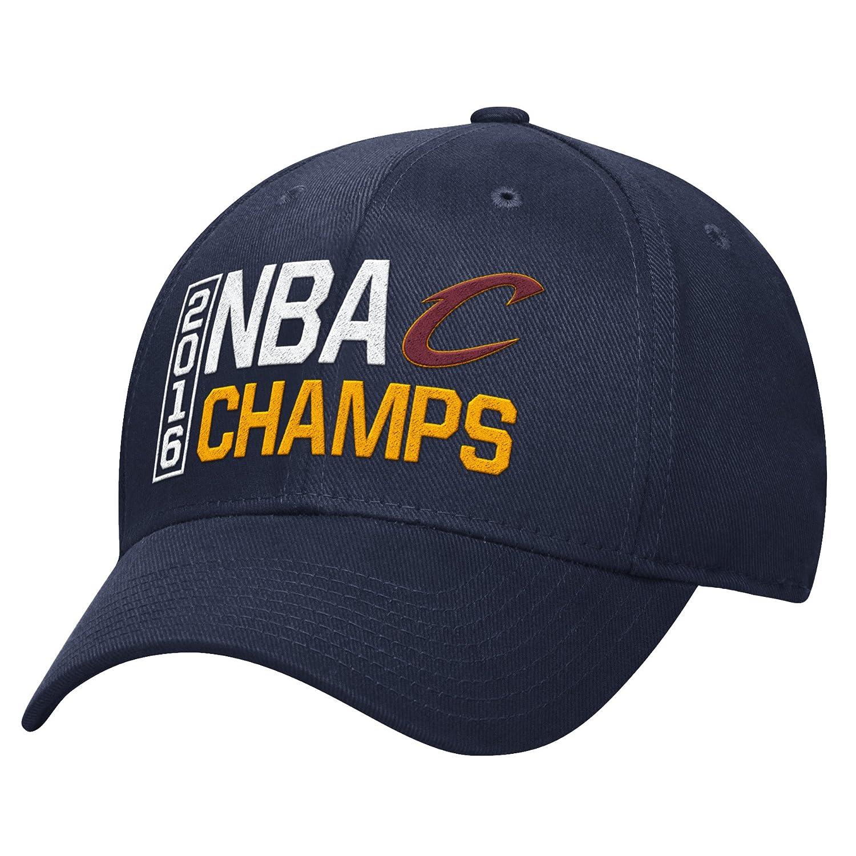 Amazon.com   NBA Cleveland Cavaliers 2016 Champions Structured Flex Fit Cap e94520cb7d4