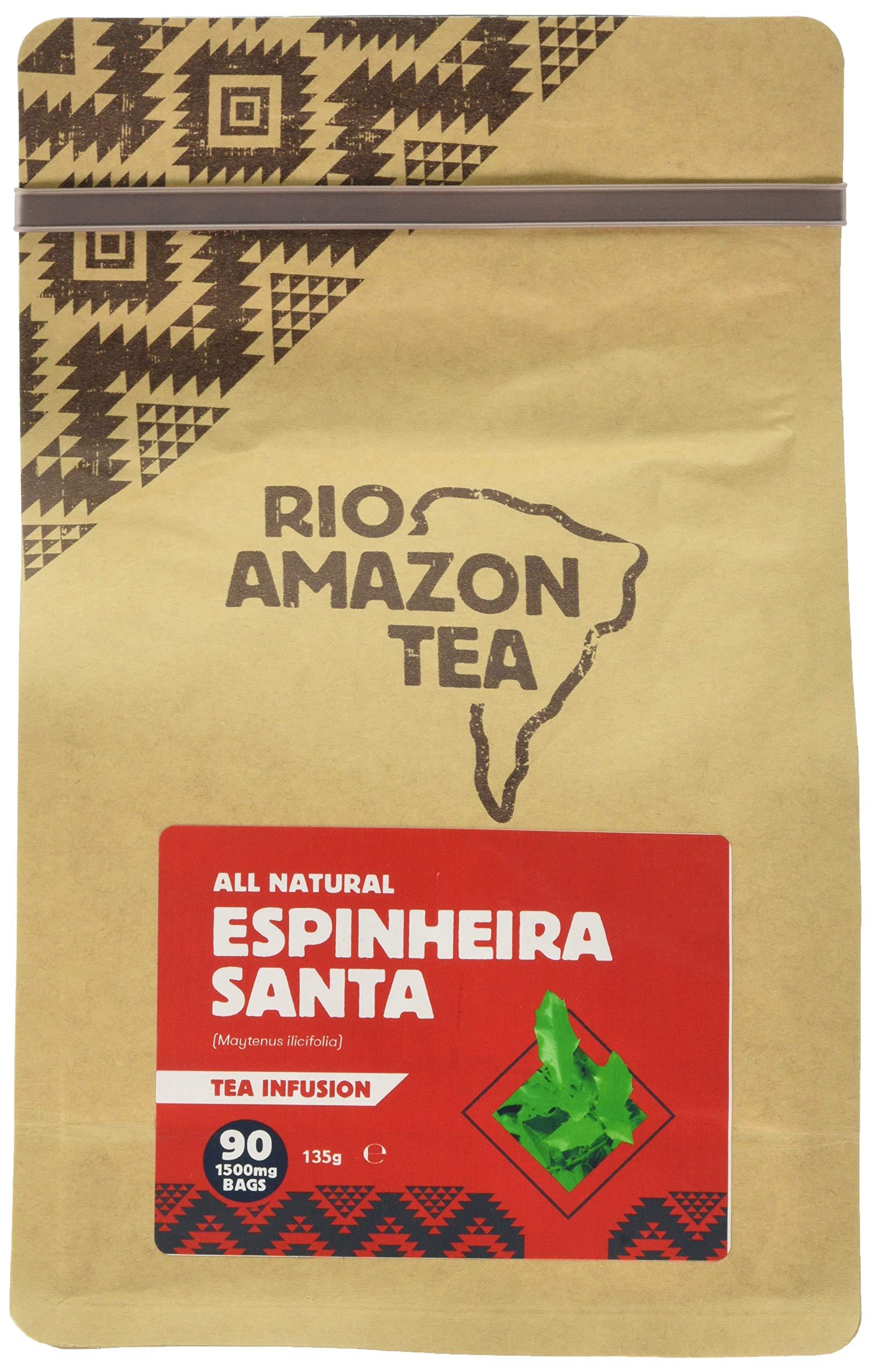 Rio Amazon Espinheira Santa 90 Teabags