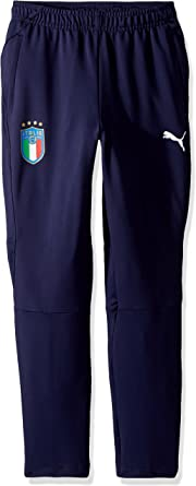PUMA Boys Big FIGC Italia Training Jersey Kids