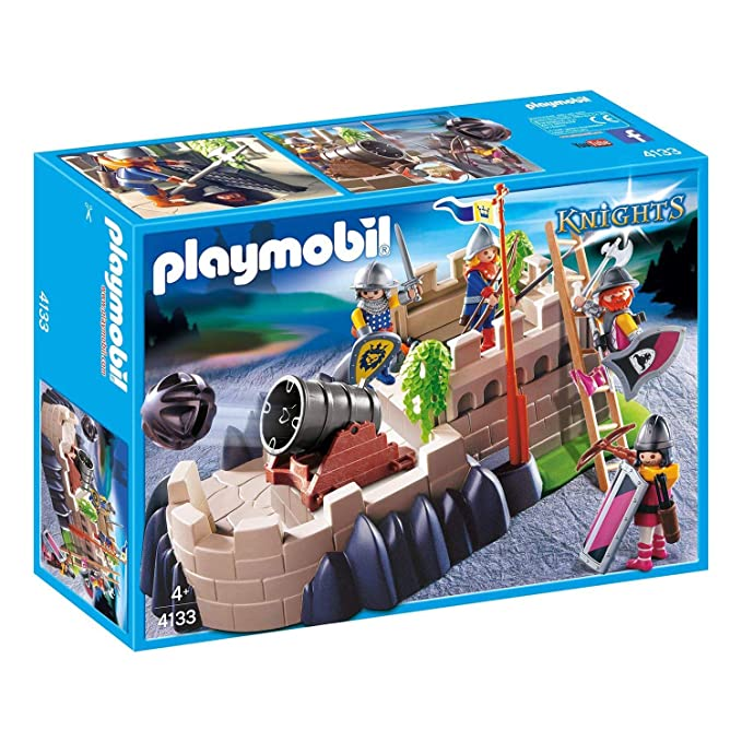 Playmobil 4133 SuperSet Castillo: Amazon.es: Juguetes y juegos
