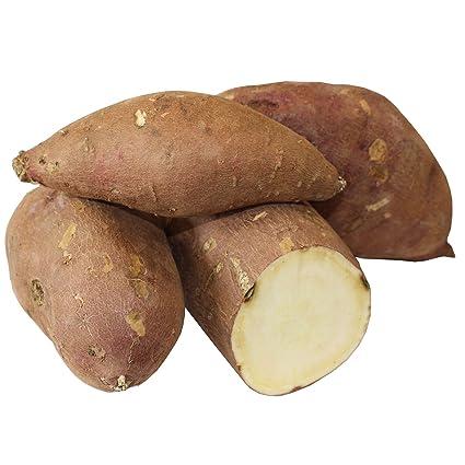 2kg Süßkartoffeln Innen Weiss Für Süßes Und Herzhaftes Amazonde