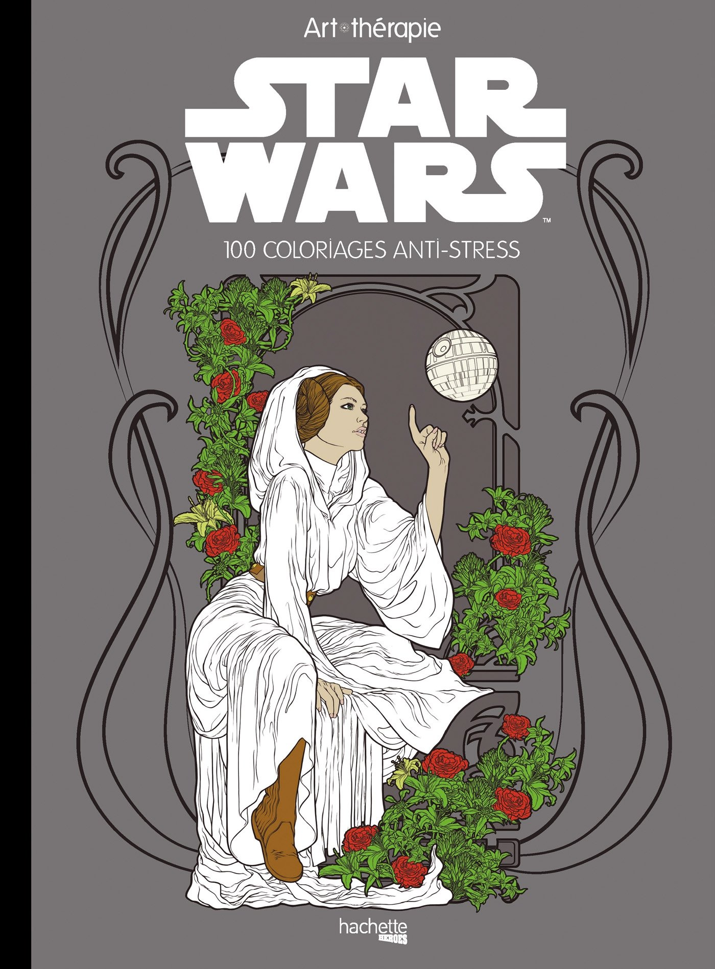 Star Wars 100 coloriages anti stress Amazon Nicolas Beaujouan Books