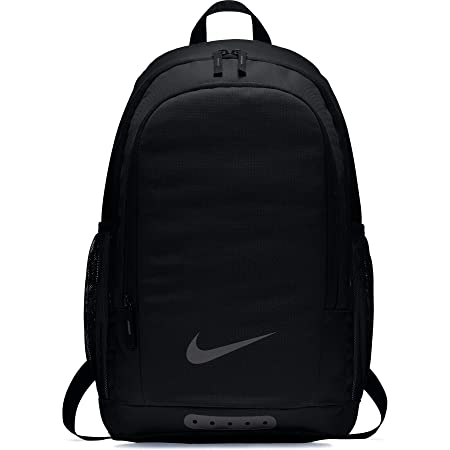a05bfbf28 Nike Nk Acdmy Bkpk, Unisex Adults' Backpack, Multicolour (Armory Nvy/Blck