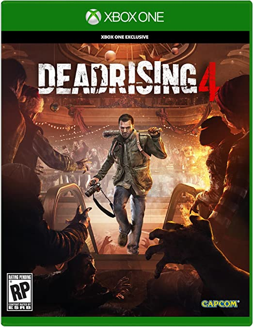 Dead Rising 4 (Xbox One): Amazon.es: Videojuegos