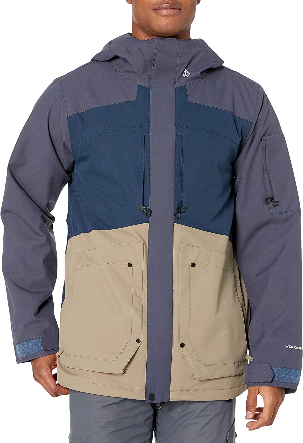 Volcom Men's Scorth Insulated Snow Jacket: Clothing