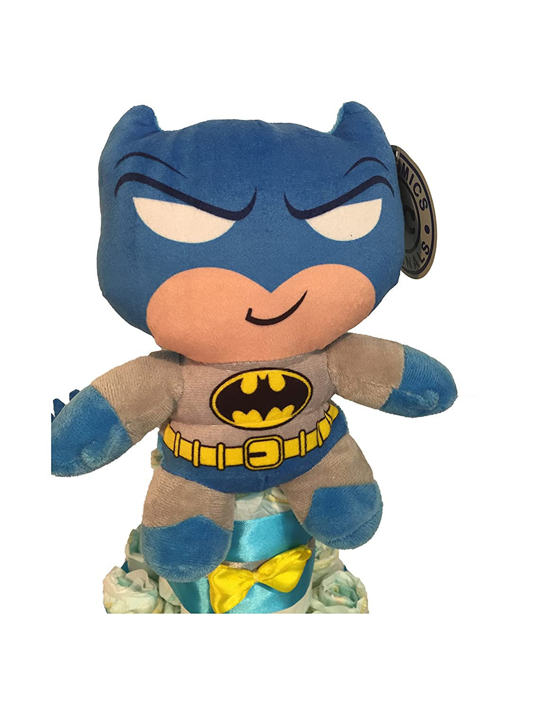 Tarta de pa/ñales DODOT Batman