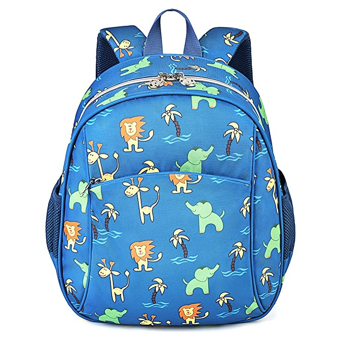 amazon com toddler backpack cartoon animal preschool backpack
