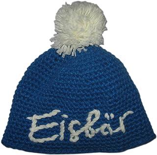 Mütze TIL POMPON MÜ verschiedene Farben von EISBÄR Eisbär