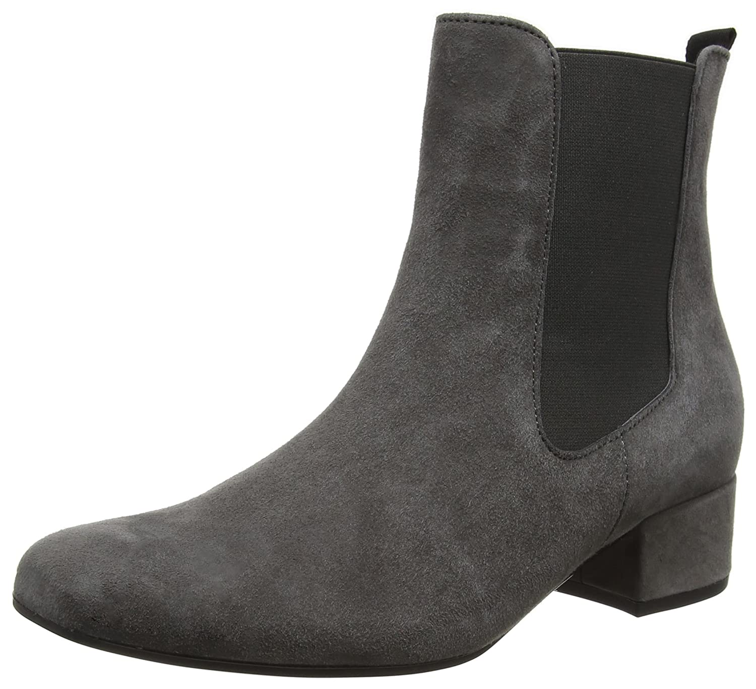 Gabor Shoes Gabor Basic, Botas para Mujer39 EU|Gris (19 Dark-grey)