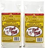 Bob's Red Mill Gf Sweet White Sorghum Flour - 22 oz - 2 pk