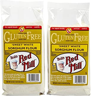 Amazon.com : Bobs Red Mill Gluten Free Sweet White Sorghum ...