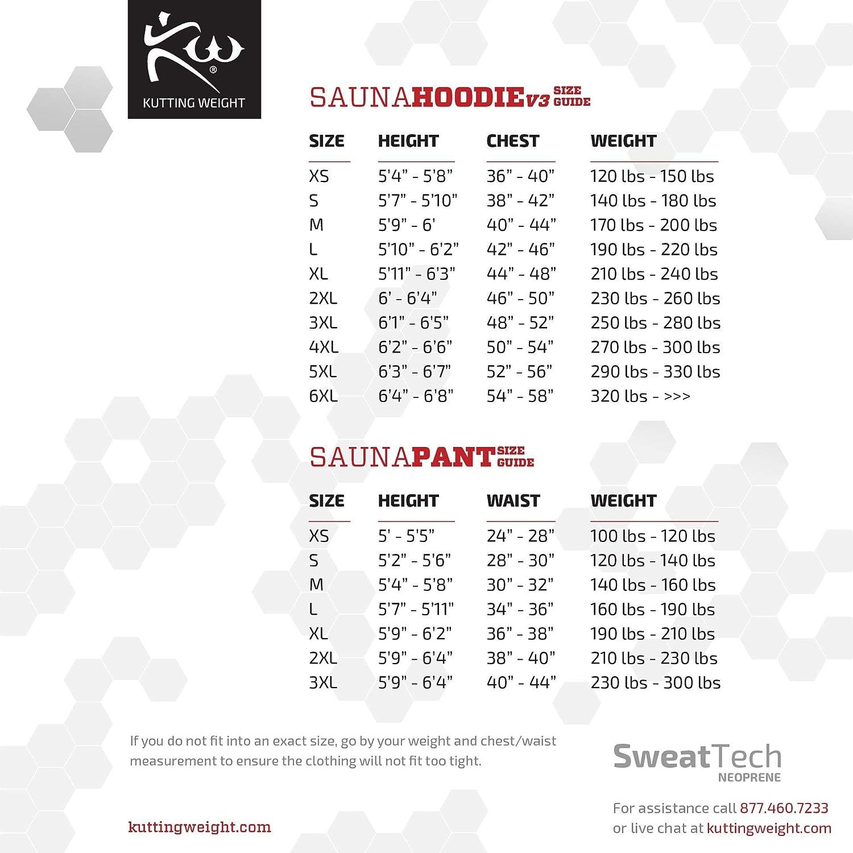 Kutting Weight Neoprene Weight Loss Sauna Suit Hoodie Sauna Suit Pants