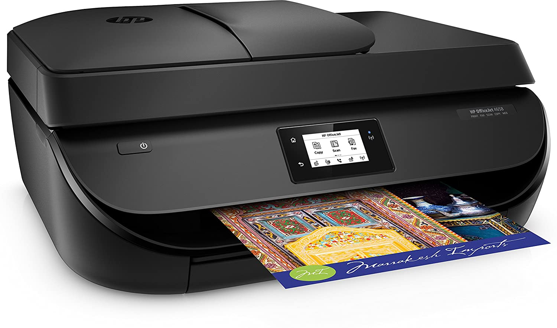 HP OfficeJet 4658 - One-year limited hardware warranty: Amazon.es ...