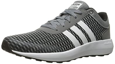 adidas neo men's cloudfoam race wtr running shoe