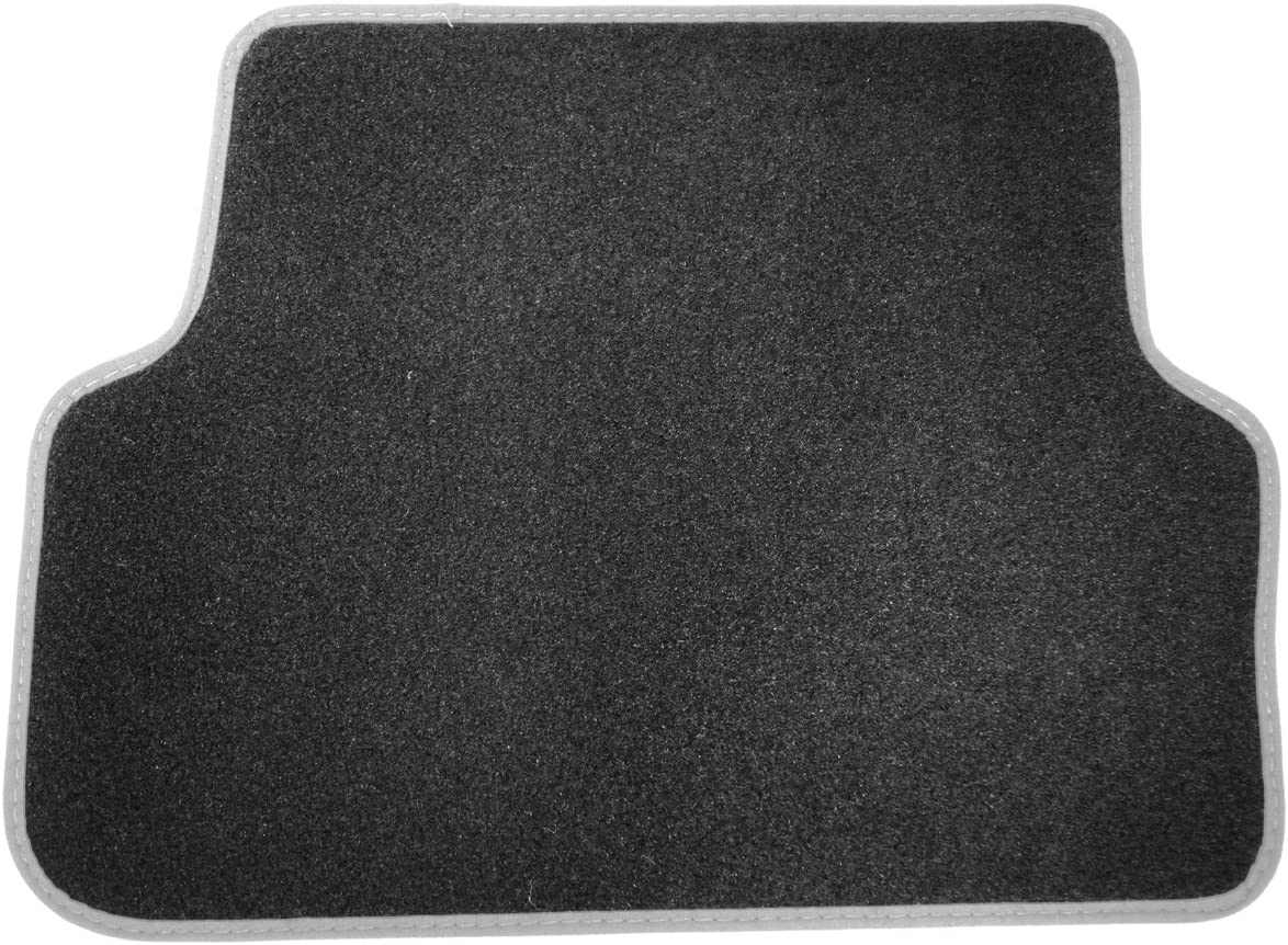 Sakura WW1074 Carpet Boot Mat Black Trim
