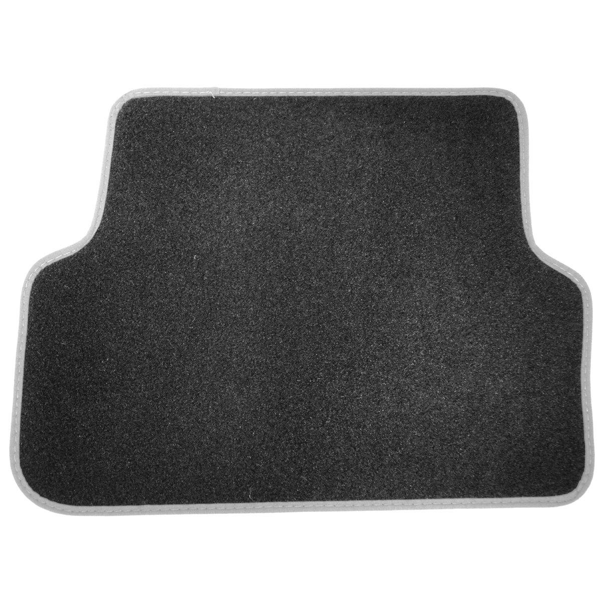 Sakura WW4363 Carpet Boot Mat Black Trim