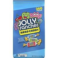 JOLLY RANCHER Hard Candy, Assorted, Halloween Candy, 5 Pound Bulk Candy