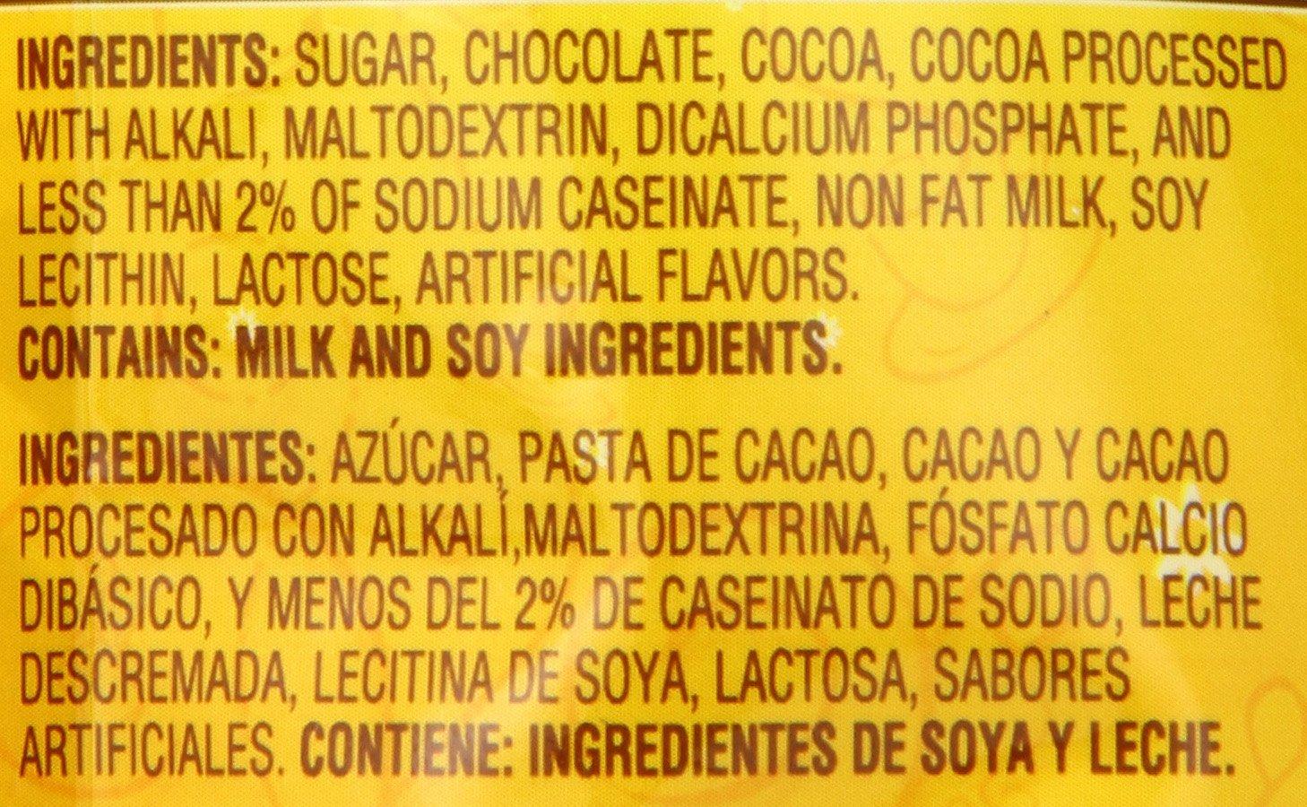 Amazon.com : nestle Abuelita Granulated Hot Chocolate Drink Mix ...