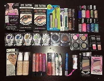 Amazon.com: 25Pieza Hard Candy Maquillaje Lote nuevo y ...