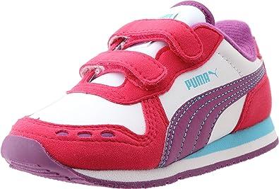 PUMA Cabana Racer SL V Sneaker (Toddler/Little Kid)