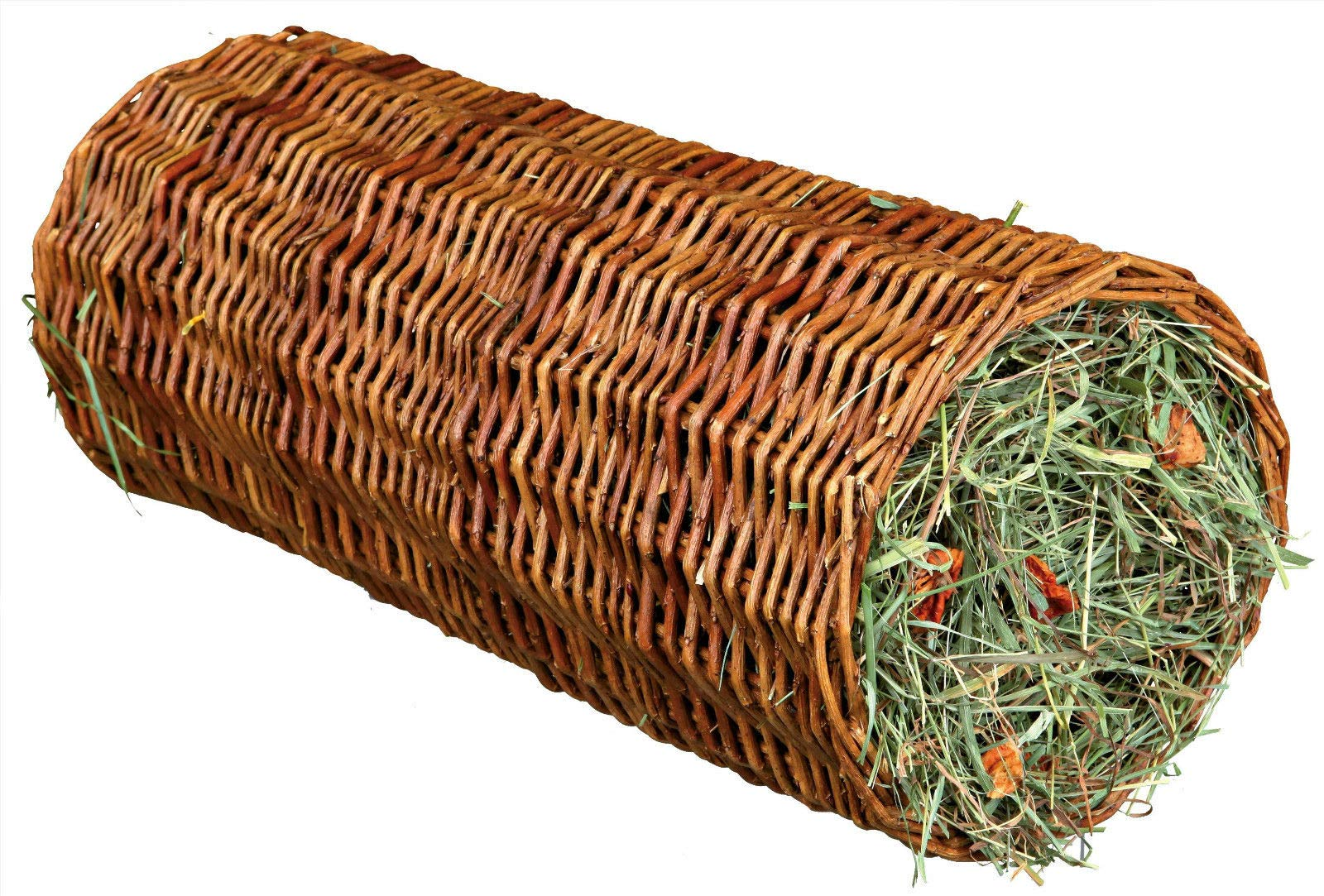 Trixie 60776聽Wicker Tunnel for Guinea Pigs 15聽脳 33聽cm 110聽g60776 by Trixie