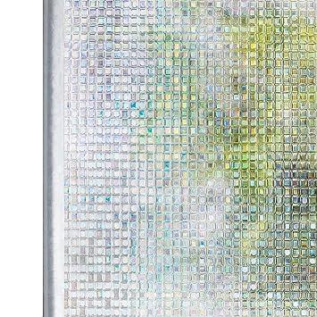 Homein Fensterfolie Milchglas Selbstklebend Milchglasfolie Folien
