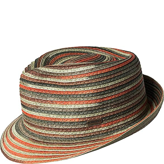 1093ad1ddc8 Kangol Men s Spacedyed Braid Trilby Hat Fedora  Amazon.co.uk  Clothing