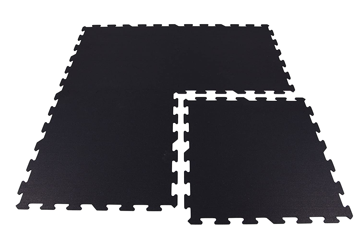 Incstores home gym flooring interlocking rubber tiles exercise incstores home gym flooring interlocking rubber tiles exercise equipment mats 4 tiles 16 sqft amazon dailygadgetfo Gallery