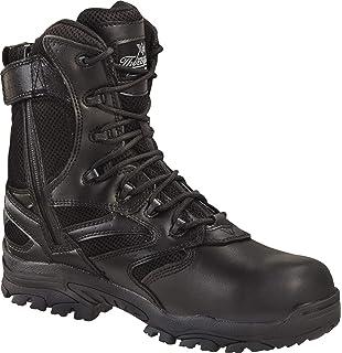 fdf74037bd6 Amazon.com   Thorogood Men's 8 Inch The Deuce Work Boot   Industrial ...