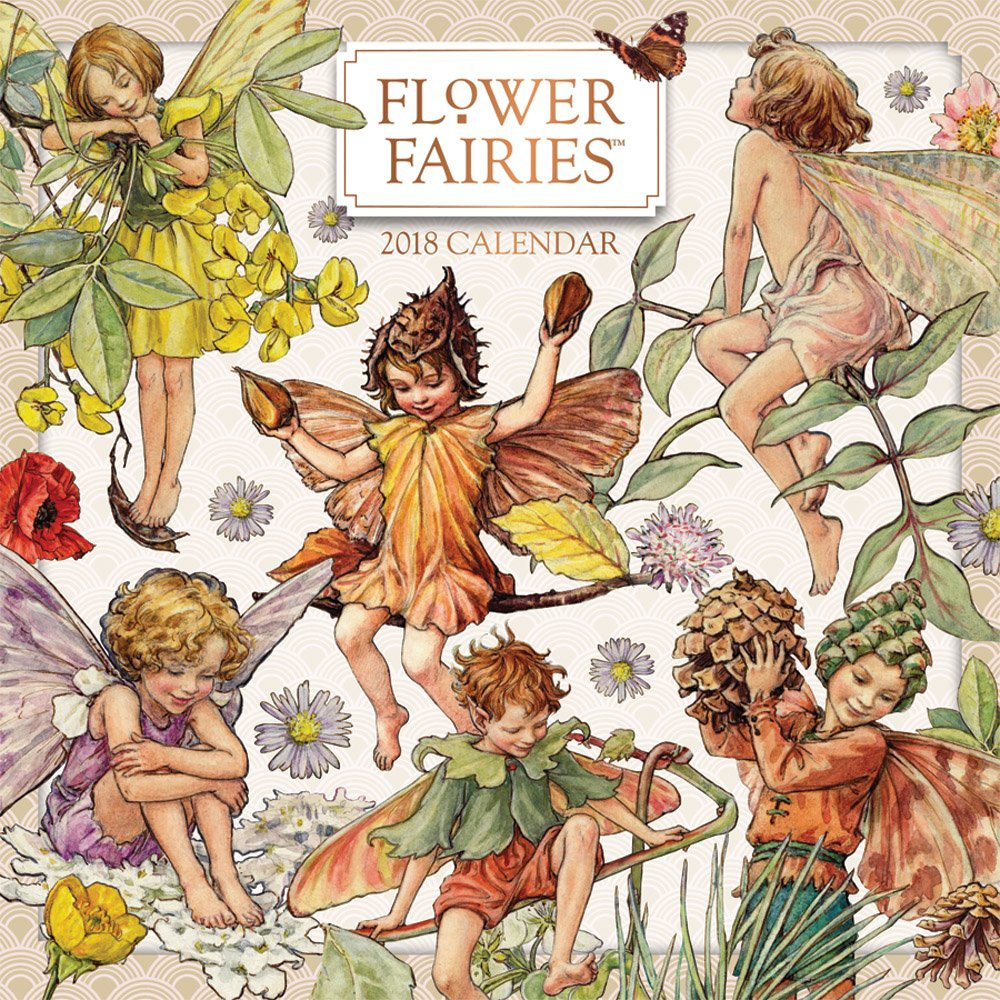 Flower Fairies 2018 Calendar pdf