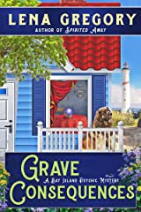 Grave Consequences (A Bay Island Psychic Mystery Book 5) Kindle Edition