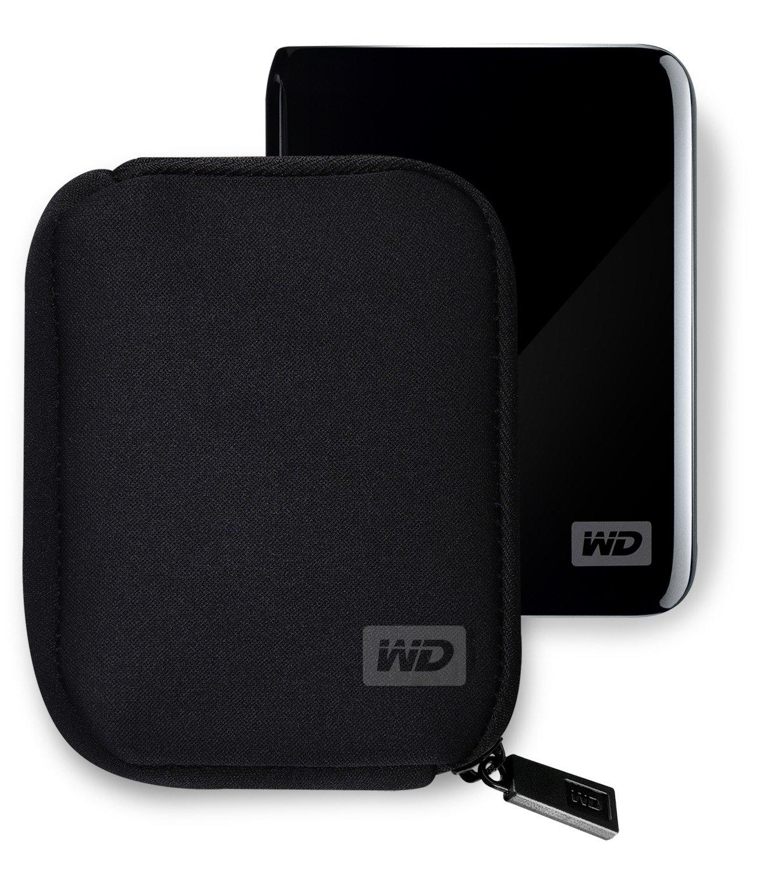 Wd My Passport Carrying Case Black Electronics 4tb Usb 30 Free Softcase Harddisk External