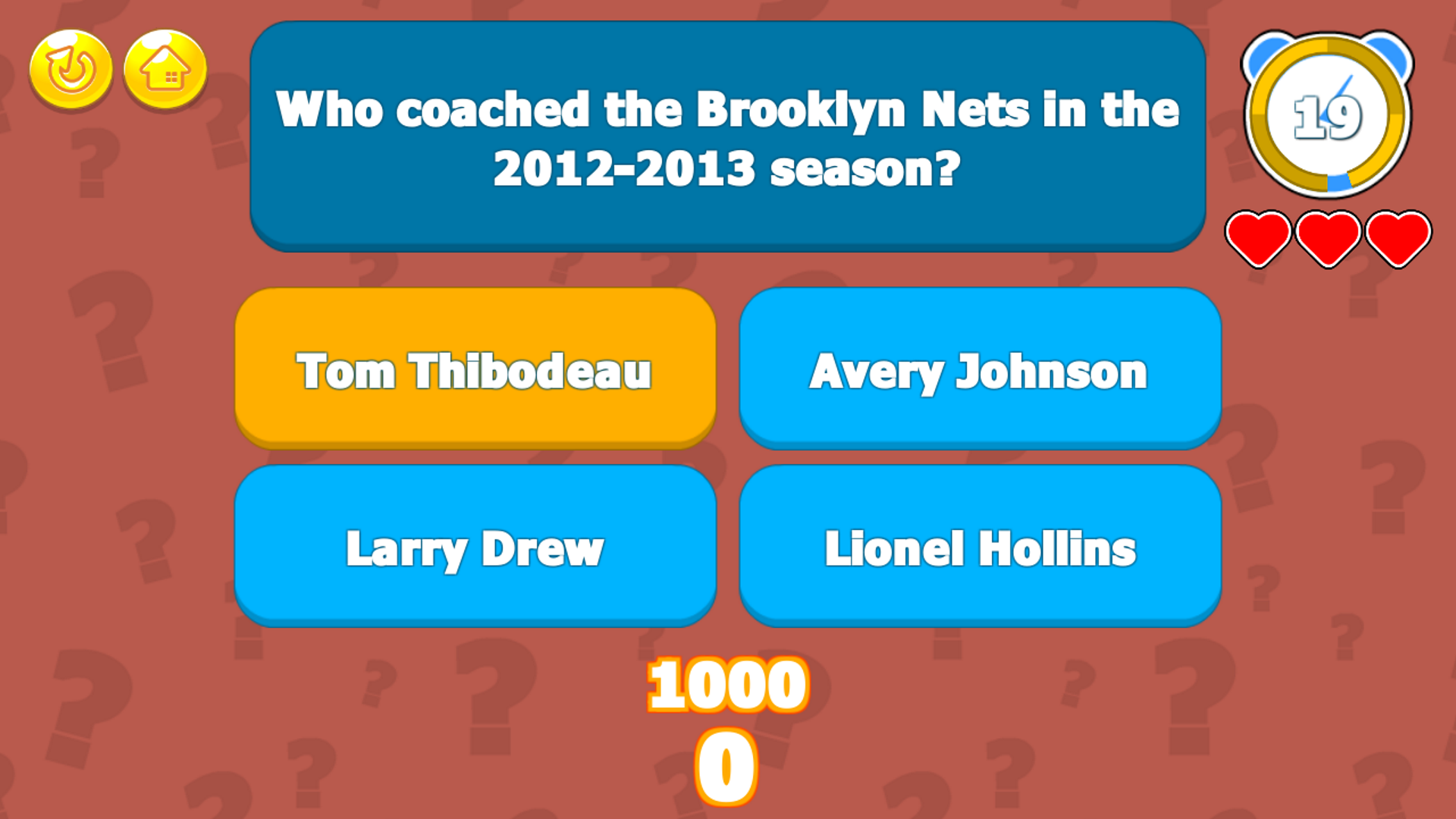 Amazon.com: The NBA Trivia Challenge: Appstore for Android
