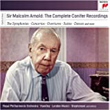 Sir Malcolm Arnold: The Complete Conifer Recordings (Coffret 11 CD)