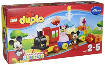 LEGO - 10597 - DUPLO - Jeu de Construction - La Parade d ...