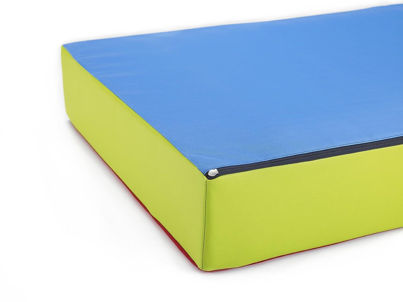 traturio - Colchoneta de gimnasia (107 x 70 x 17 cm): Amazon ...
