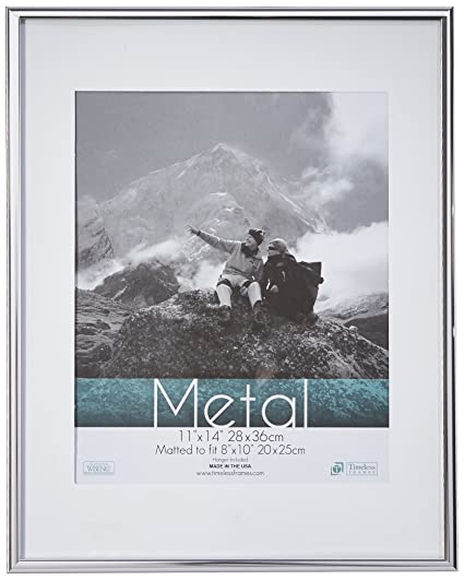 Amazon.com - Timeless Frames Metal Photo Frame, 12 by 18-Inch ...