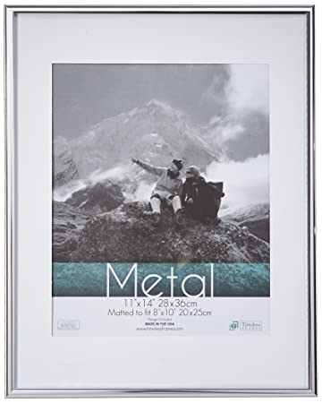 Amazoncom Timeless Frames Metal Wall Photo Frame 14 By 18 Inch