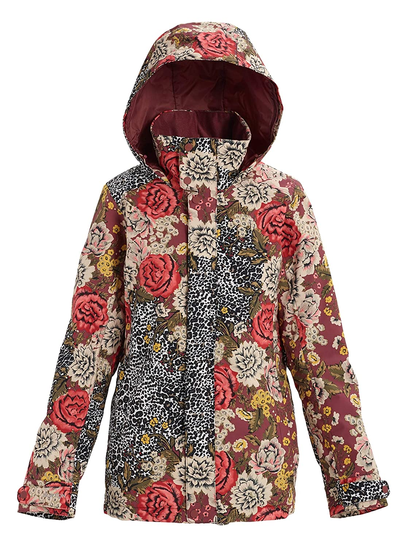 Cheetah Floral Burton Women's Jet Set Jacket