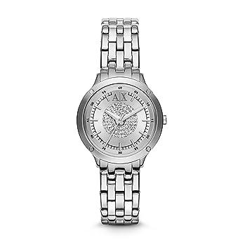 aa400ff6bdbf Armani Exchange Damen-Uhren AX5415  Amazon.de  Uhren
