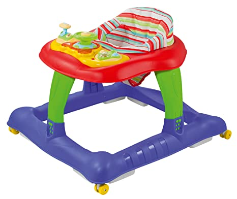 babygo 1505 Andador Walker, multicolor: Amazon.es: Bebé