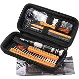 Precision Screwdriver Set - 35 Bit Tool Kit & 9 Tools for iPhone, Samsung, Computer Repair