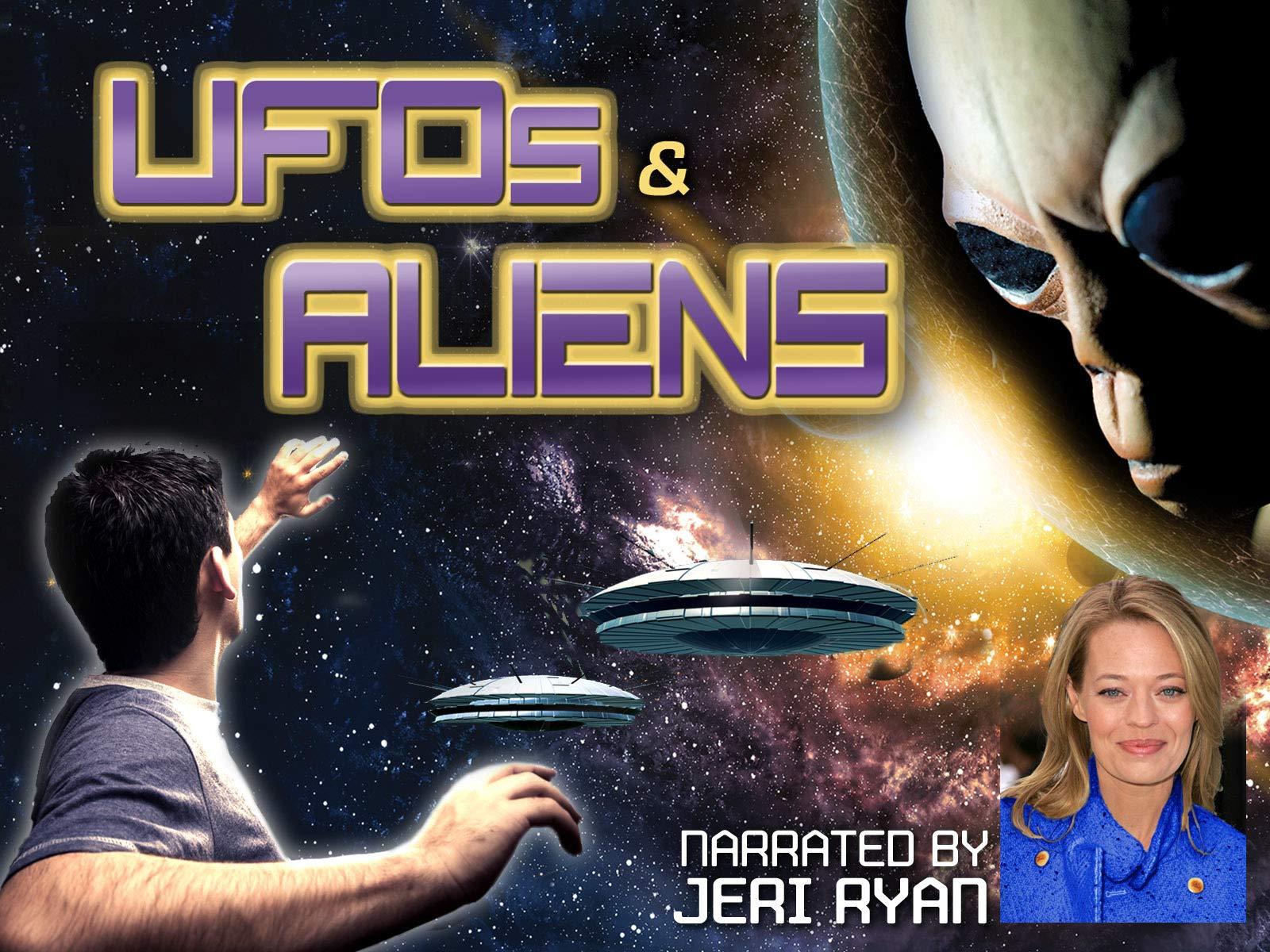 UFOs & Aliens - Season 1
